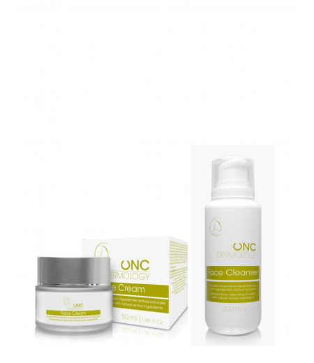 Onc Dermology Face Cream + Face Cleanser