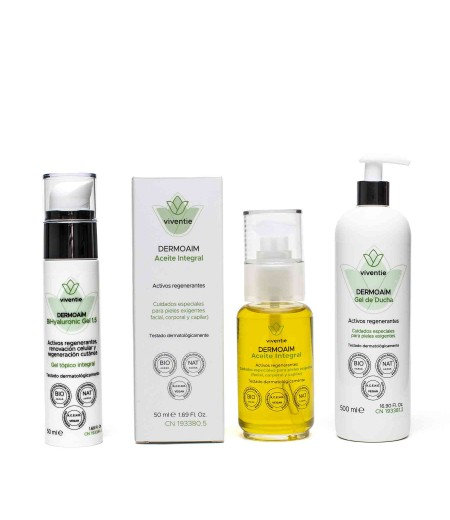 Pack Aceite Integral + BiHyaluronic...