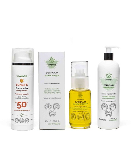 Pack Aceite Integral + Gel de Ducha +...