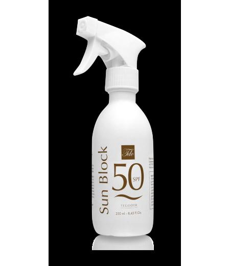 Sunblock SPF50 Spray - Crema Solar