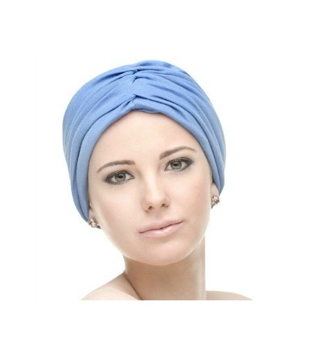 Andrea Azul - Turbante Oncológico