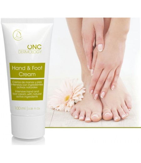 ONC Dermology Hand & Foot Cream -...